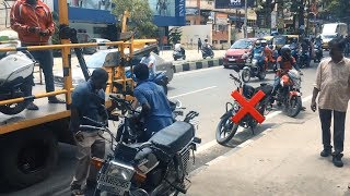 Cop & Traffic police violating