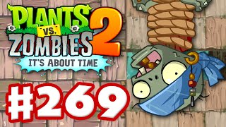 Plants vs. Zombies 2: It's About Time - Gameplay Walkthrough Part 269 - Dead Man's Booty New Record!