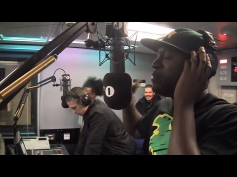7 MAN CYPHER!! - FIRE IN THE BOOTH - PART 1 - 1XTRA *LEGENDARY*