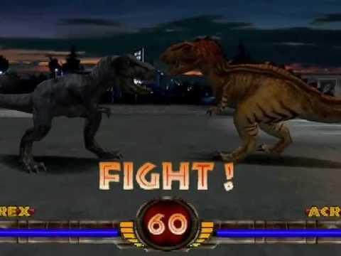 Luta de dinossauros FAÇAM SUAS APOSTAS Jurassic Park WarPath