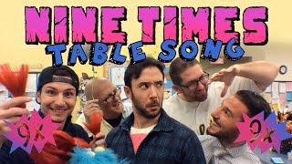 Nine Times Table Song (90