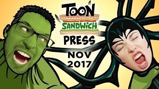Sandwich Press - November 2017