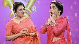 Onnum Onnum Moonu Season 2 I Ep 43 - With Jomol & Parvathy I Mazhavil Manorama