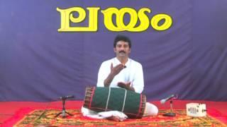 Layam Mridanga Padana Sahayi