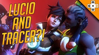 Overwatch Funny & Epic Moments 150 - LUCIO X TRACER?! - Highlights Montage