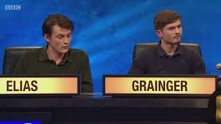 University Challenge S47E11 Emmanuel - Cambridge vs St Hugh's - Oxford