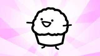 It's Muffin Time! (Song with samples from asdfmovie8) - Roomie