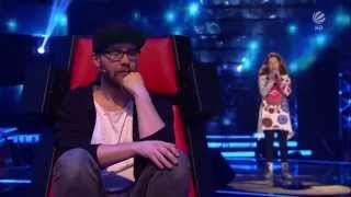 Solomia   Time To Say Goodbye   The Voice Kids Germany blind Auditions 2 6 3 2015