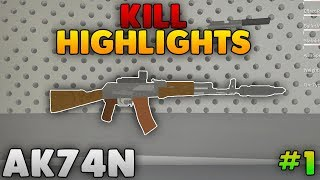 Operation Scorpion [BETA] - AK74N KILL HIGHLIGHTS!! (Casuals)