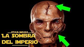 Todas Las Heridas De Snoke y Sus Orígenes – Episodio 8 Los Últimos Jedi Star Wars