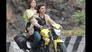 पूजालाई बाइकमा भगाए पलले, चितवनमा यस्तो रोमान्स/Paul Shah & Pooja Sharma Love
