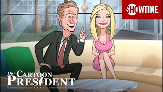 'Just Two Friends Now' Ep. 4 Official Clip | Our Cartoon President | SHOWTIME
