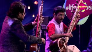 #LifeIsMusic - Episode 7: Red Rain - 1023MB Band - Purbayan Chatterjee - Instrumental Music
