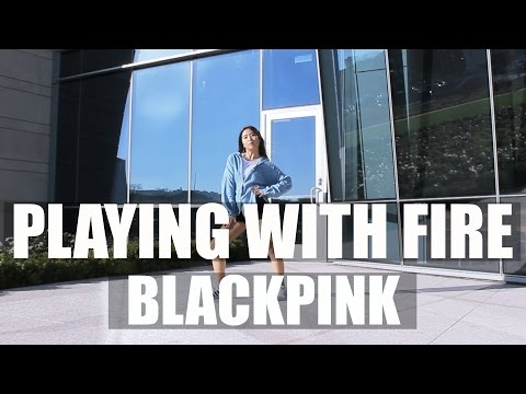 BLACKPINK - '불장난 (PLAYING WITH FIRE)' Lisa Rhee Dance Cover