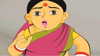 Chota Birbal – Chorder Bokami - Bengali Animation Story 1