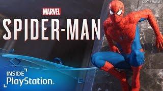 MARVEL's Spider-Man   6 Dinge auf die wir uns freuen - PS4 Pro Gameplay