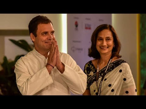 Xxx Mp4 Trying To Listen More That39s My Leadership Evolution Rahul Gandhi At HTLS 3gp Sex