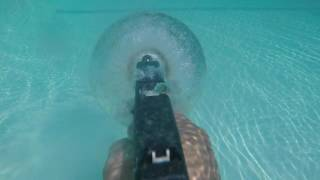 GLOCK 19 UNDERWATER test