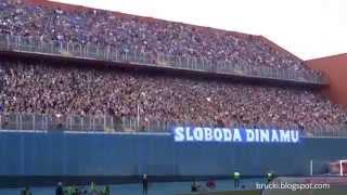 Dinamo Zagreb (BBB) - Hajduk Split (Torcida), 12.7.2015