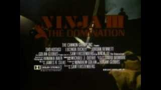 Ninja 3 : The Domination (1984) Trailer -  BEST NINJA MOVIE EVER (16:9 & good quality)