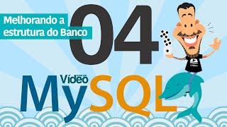 Curso MySQL #04 - Melhorando a Estrutura do Banco de Dados