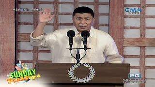 Sunday PinaSaya: Rodney Juterte appoints Hidilyn Diaz in a government position