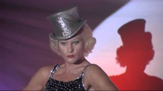 The Damned (1969) - Martin's performance as Marlene Dietrich in