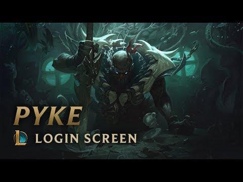 Xxx Mp4 Pyke The Bloodharbor Ripper Login Screen League Of Legends 3gp Sex