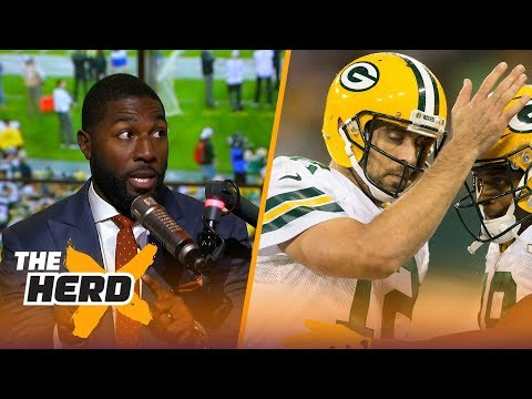 Do the Packers have any playmakers besides Aaron Rodgers Greg Jennings on that and more THE HERD