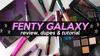 FENTY BEAUTY GALAXY COLLECTION: WHAT'S HOT & NOT?!   Jamie Paige