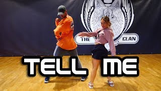 P.Diddy feat.Christina Aguilera - Tell Me | Choreography Moritz Beer |