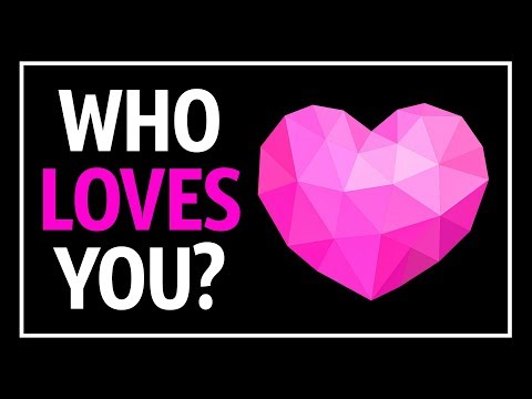 Who Is Secretly In Love With You Personality Test
