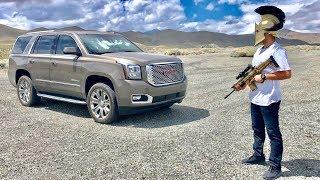 Fully Armored SUV Bulletproof GMC