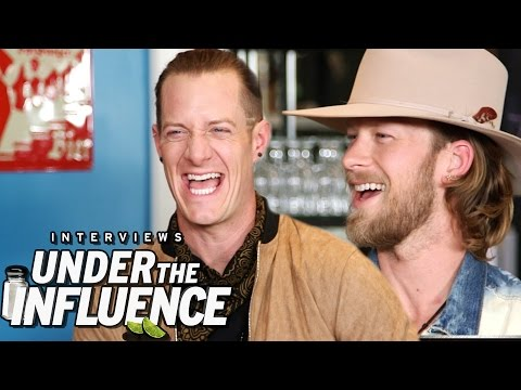 Interviews Under the Influence With Florida Georgia Line's Brian Kelley & Tyler Hubbard