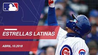 Lo mejor del martes en Grandes Ligas - 10 de Abril
