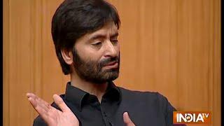 Aap Ki Adalat: Yasin Malik Speaks On 26/11 Mumbai attack - India TV