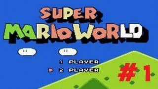 Playing Super Mario World NES (Savestateless) - Part 1