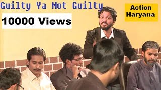 12 Angry Men in Hindi (Guilty Ya Not Guilty)
