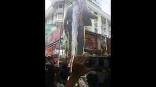 KL:7 suriya fans ekm dist comit