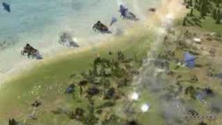 Supreme Commander Trailer 1