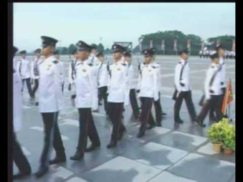 43/01 OCC Commissioning Parade 2002 Part 2 of 4