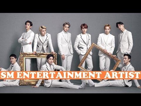 SM Family (Artist Under SM Entertainment)