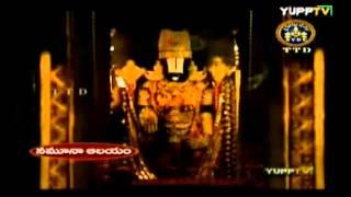 Suprabhata Darshan Of Lord Venkateswara -23-12-2012-Vaikunta Ekadasi