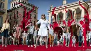 Pittarello Rosso diventa PittaRosso con Simona Ventura [SPOT TV 2014]