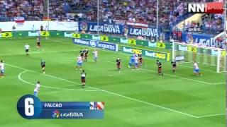 أفضل 10 أهداف في الدوري الاسباني 2012 2013