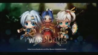 war booms video de divulgação do jogo  lançamento 19/01/2017.