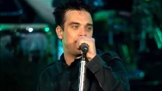 Robbie Williams - Feel ( Live at Knebworth )