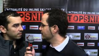 Coupe Suisse : Interview Eric Willemin (gardien SHC Courroux)