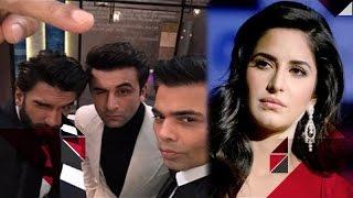 Katrina HURT After Ranveer & Ranbir Make FUN Of Her In Karan Johar