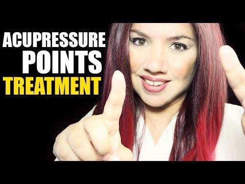 Ear to Ear Acupressure Massage ASMR Role Play | Soft Spoken